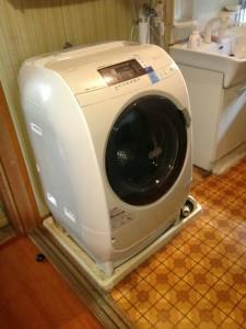 洗濯機回収岡山