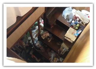 岡山の不用品回収・粗大ごみ回収事例2